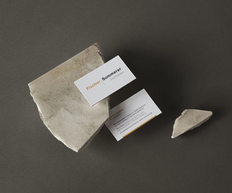 corporate-design-fischer-summerer-architekten-visitenkarten_stein