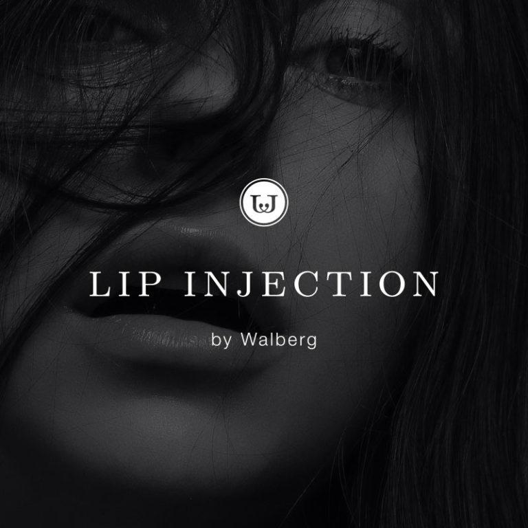Designtouch Logo Design Lip Injection